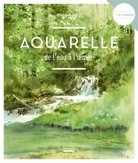 Philippe Lhez - Aquarelle, de l'eau à l'œuvre.