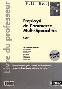 Deedr.fr Employé de commerce multi-spécialités CAP Image