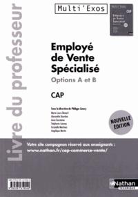 Employé de vente spécialisé options A et B CAP - Livre du professeur.pdf