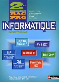 Informatique 2e Professionnelle Bac Pro.pdf