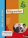 Philippe Lieury - Négocier 1e et Tle Bac Pro Vente.