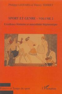 Accentsonline.fr Sport et genre - Volume 2, Excellence féminine et masculinité hégémonique Image