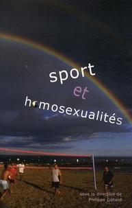 Philippe Liotard - Sport et homosexualités.