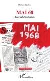 Philippe Lipchitz - Mai 68 - Journal d'un lycéen.