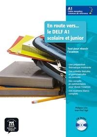 En route vers le DELF A1 scolaire et junior - Tout pour réussir lexamen.pdf