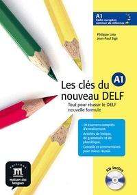 Les clés du nouveau DELF A1 - Tout pour réussir le DELF nouvelle formule.pdf