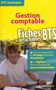 Philippe Louchet - Gestion comptable : fiches détachables BTS assistants.