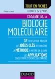 Philippe Luchetta - L'essentiel de biologie moléculaire.