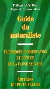Accentsonline.fr Guide du naturaliste. Techniques d'observation et d'étude de la faune sauvage Image