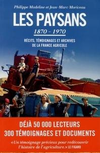 Les paysans (1870-1970) - Récits, témoignages et archives de la France agricole.pdf