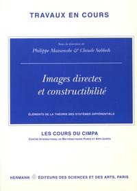 Philippe Maisonobe et Claude Sabbah - Images directes et constructibilité - Eléments de la théorie des systèmes différentiels.