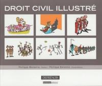 Philippe Malaurie et Philippe Delestre - Droit civil illustré.