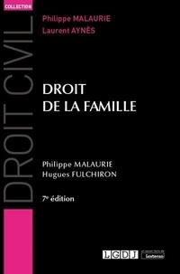 Philippe Malaurie et Hugues Fulchiron - Droit de la famille.