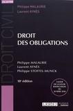 Philippe Malaurie et Laurent Aynès - Droit des obligations.