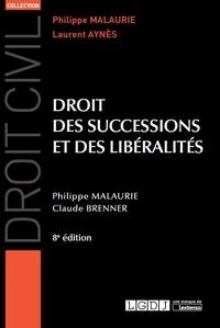 Droit des successions et des liberalités - Philippe Malaurie pdf epub