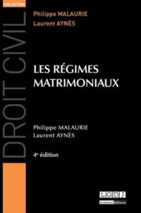 Les régimes matrimoniaux - Philippe Malaurie | Showmesound.org