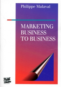Philippe Malaval - Marketing business to business.