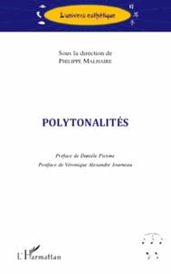Philippe Malhaire - Polytonalités.