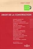 Philippe Malinvaud - Droit de la construction. 1 Cédérom