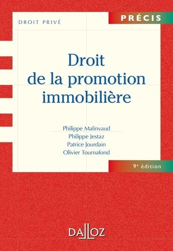 Droit de la promotion immobilière 9e édition