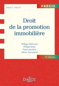Philippe Malinvaud et  Jestaz - Droit de la promotion immobilière.