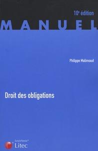 Philippe Malinvaud - Droit des obligations.