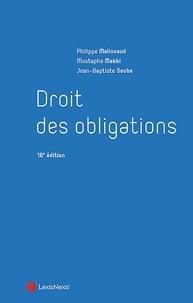 Philippe Malinvaud et Mustapha Mekki - Droit des obligations.