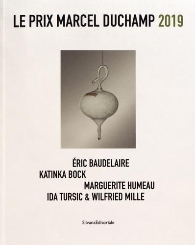 Philippe Mangeot et Katrina Brown - Le Prix Marcel Duchamp 2019.
