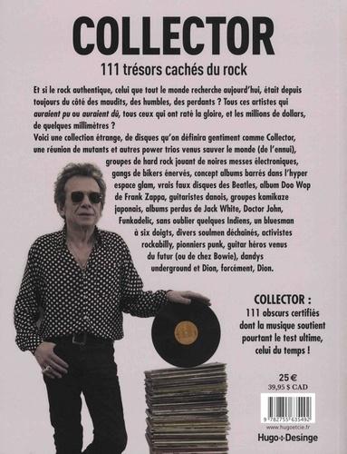 La discothèque secrète de Philippe Manoeuvre. Collector 111 trésors cachés du rock