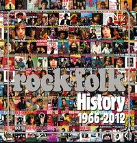Philippe Manoeuvre - Rock & folk - 1966-2012.