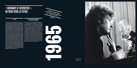 Bob Dylan Highway 61 Revisited, la totale. Les 10 chansons expliquées avec 1 vinyle