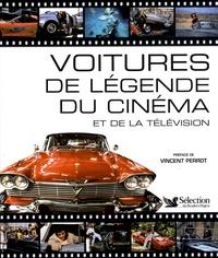 Philippe Margotin et Sylvain Nogier - Voitures de légende du cinéma - Et de la télévision.