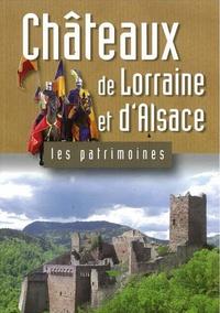 Philippe Martin - Châteaux de Lorraine et d'Alsace.
