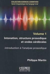 Lemememonde.fr Linguistique du langage oral - Volume 1, Intonation, structure prosodique et ondes cérébrales Image