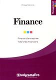 Philippe Martinet - Finance - Finance d'entreprise ; Marchés financiers.