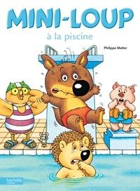 Philippe Matter - Mini-Loup à la piscine.