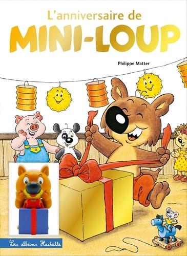 Mini-Loup  L'anniversaire de Mini-Loup. Avec 1 figurine
