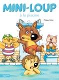 Philippe Matter - Mini-Loup  : Mini-Loup à la piscine.