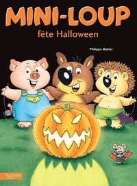 Philippe Matter - Mini-Loup  : Mini-loup fête Halloween.