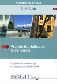 Philippe Maud'hui - Projets touristiques et de loisirs - Le processus de montage en coproduction public-privé.