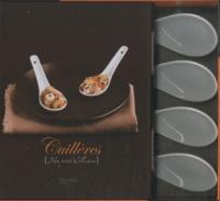 Philippe Mérel - Coffret cuillères - 1 livre de 40 recettes + 4 cuillères.