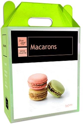 Philippe Mérel et Myriam Darmoni - Macarons - Edition collector.
