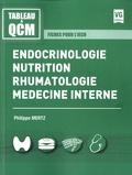 Philippe Mertz - Endocrinologie, nutrition, rhumatologie, médecine interne - Fiches pour l'iECN.