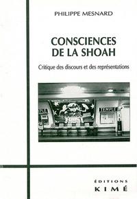 Histoiresdenlire.be Consciences de la Shoah. - Critique des discours et des représentations Image