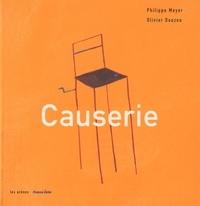 Philippe Meyer et Olivier Douzou - Causerie.