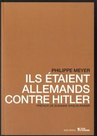 Histoiresdenlire.be Ils étaient Allemands contre Hitler Image
