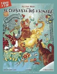 Philippe Meyer et Léa Weber - Le Carnaval des animaux. 1 CD audio