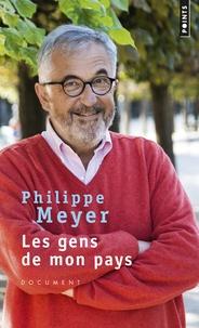 Philippe Meyer - Les gens de mon pays.