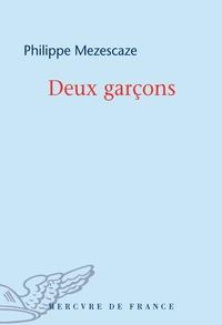 Philippe Mezescaze - Deux garçons.