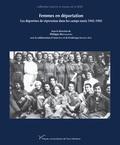 Philippe Mezzasalma - Femmes en déportation - Les déportées de répression dans les camps nazis 1940-1945.